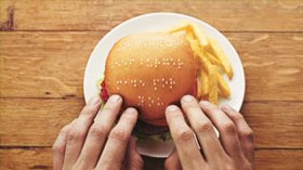 Wimpy Braille Burger thumbnail